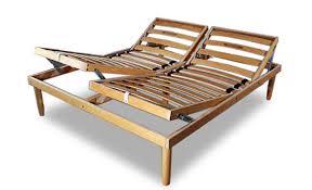 Beech Bed Frames Bed 14 Beech Wood Slats Manual Orange Manual