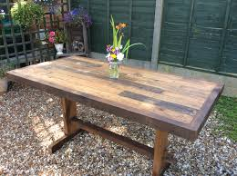 Patio Furniture Using Pallets - best 25 homemade wood stains ideas on pinterest vinegar wood