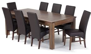 Dining Room Table And Chairs Modern Dining Tables Ideas Para La - Dining room table