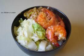 chinois en cuisine recette chinoise chou chinois sauté les chickas en cuisine