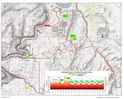 Navajo Reservation Map Antelope Canyon U2014 The Grand Circle Trail Race Series