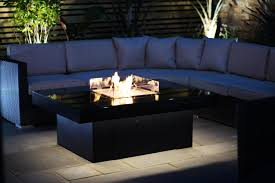 madrid gas fire table garden fire pits from rivelin architonic