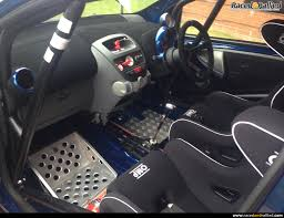 toyota aygo cars toyota aygo junior rally car j1000 rally cars for sale at