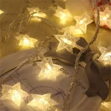 decorative lights for home fairy lights stars battery operated string lights 5m 50 led