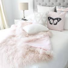 light pink fur blanket genuine premium quality mongolian fur throws blankets eluxury home