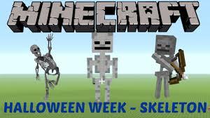 halloween skeleton game minecraft pixel art halloween week how to make a minecraft