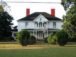 federal style house caswell county historical association thomas day architecture