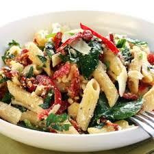 recette salade de pâtes à la napolitaine