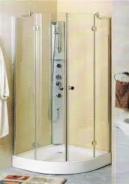 tempered glass shower door corner shower enclosures corner stalls corner custom shower