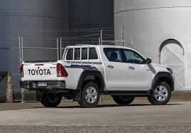 toyota 4wd models toyota launch special edition hilux edge previews driven