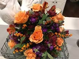 fall flower arrangements fall flower arrangements for your home the house