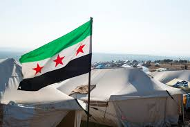 Rebel Syrian Flag Two And A Half Years Later Inside U0027liberated U0027 Syria Huffpost