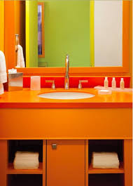 orange bathroom ideas 110 best orange images on modern bathrooms bathroom