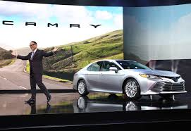 2018 toyota camry arrives sportier than ever