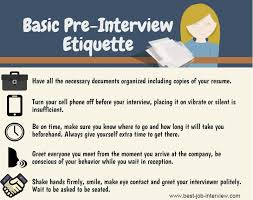 Resume Closing Statement Closing The Interview What To Say And Do