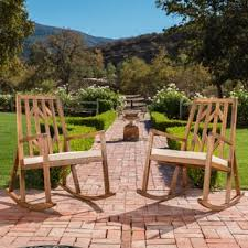 rocking chairs patio furniture outdoor seating u0026 dining for less