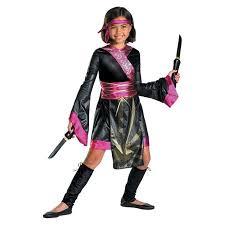 Target Halloween Costumes Toddlers Girls U0027 Dragon Ninja Child Costume Medium 7 8 Target 26 99