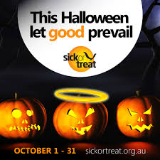 halloween cover photo sick or treat fundraisers
