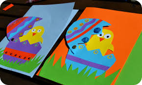 easter card crafts for kids ye craft ideas
