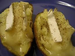 pomme de terre en robe de chambre ecrasée de pommes de terre en robe de chambre à la normande la