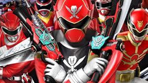 power rangers ranking red rangers den geek