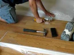 tools for laying laminate flooring