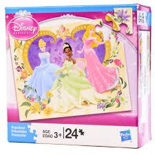 disney princess tiana sleeping beauty u0026 cinderella jigsaw