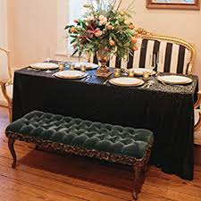 online get cheap black sequin tablecloth aliexpress com alibaba