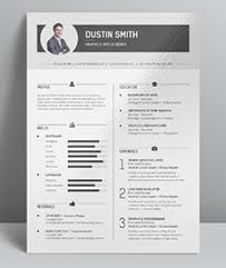 Indesign Resumes Resume Indesign By Themedevisers Graphicriver