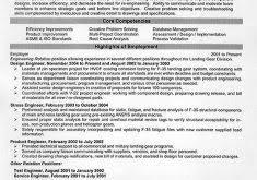 Mechanical Engineering Resume Templates Download Mechanical Engineer Resume Template
