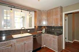 pickled oak kitchen cabinets kitchen magnificent pickled oak kitchen cabinets for wood 898