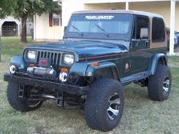 blue green jeep 1994 jeep wrangler specs and photos strongauto