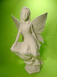 ceramic garden paint your own statues figurines