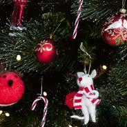 christmas decorations home debenhams