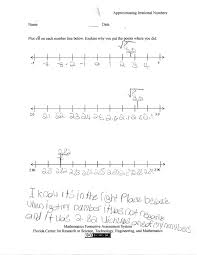 approximating irrational numbers students are asked to plot the