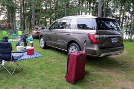 ford expedition 2017 first look up close with the 2018 ford expedition arriving early