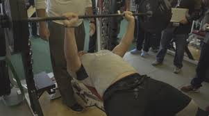 Nfl 225 Bench Press Record Watch Temple U0027s Kyle Friend Bench Presses 225 Pounds 41 Times At