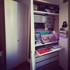 Organize Wardrobe by Organize Your Synths Hacking The Ikea Pax Audionewsroom Anr