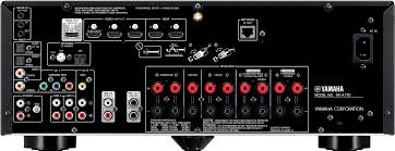 home theater receiver clearance yamaha aventage 7 2 ch 4k ultra hd a v home theater receiver