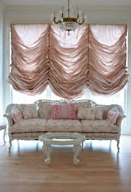 shabby chic balloon curtains instacurtains us