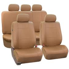 nissan sentra leather seats for sale premium pu leather seat covers full set fh group