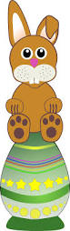 clipartist net clip art rabbit 3 baby cartoon easter egg