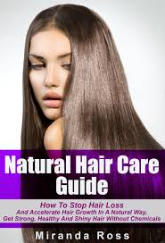 buy natural hair care guide how to stop hair loss and accelerate