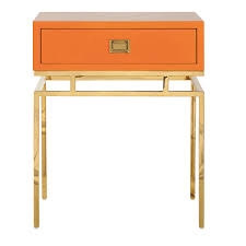 Brass Accent Table Worlds Away Accent Tables Worlds Away Side Tables Matthew Izzo