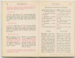 Catholic Wedding Booklet June Brides Notre Dame Archives News U0026 Notes