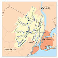 New Jersey rivers images List of rivers of new jersey wikiwand png
