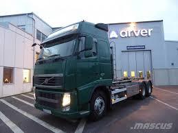 used volvo trucks used volvo fh 500 6x2 lastväxlare demountable trucks year 2011