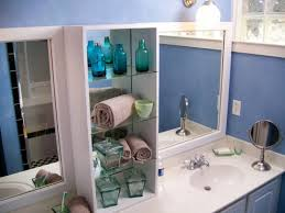 magnificent diy bathroom mirror with shelf remodelling storage by