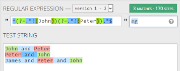 tutorial python regex python match two word in arbitrary order using regex stack overflow