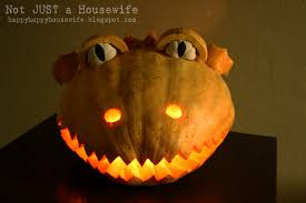 how to carve a pumpkin to look like a dragon stacy risenmay